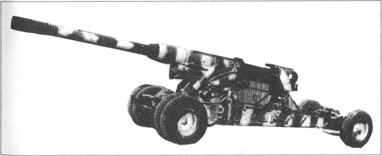 180-мм пушка С-23 (бывший Советский Союз) - Современная артиллерия ...